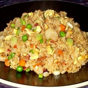 Hot And Spicy Chinese Rice Recipe