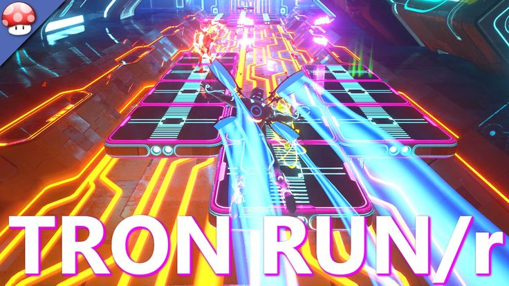 TRON RUN/r Gameplay PC HD [60FPS/1080p] [Early Access]