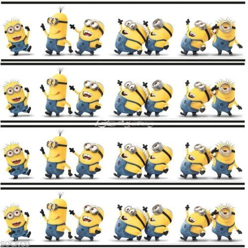 Character Despicable Me Minions Wall Decoration @ niftywarehouse.com #NiftyWarehouse #DespicableMe #Movie #Minions #Movies #Minion #Animated #Kids