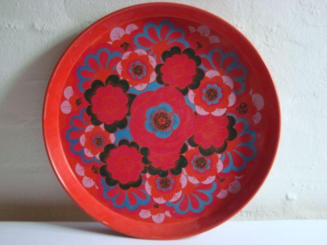 Retro bakke/tray. #trendyenser #retrostuff #retro #retrotray #trays #bakke from www.TRENDYenser.com SOLGT/SOLD