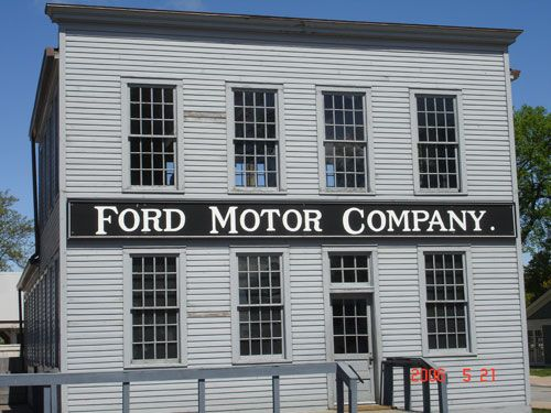 17 best images about dearborn michigan hometown of for Ford motor company dearborn