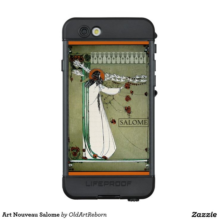 Art Nouveau Salome LifeProof® NÜÜD® iPhone 6s Case