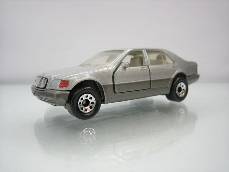 Diecast Matchbox Mercedes 600 SEL 1992 Silver Grey Very Good Condition | eBay
