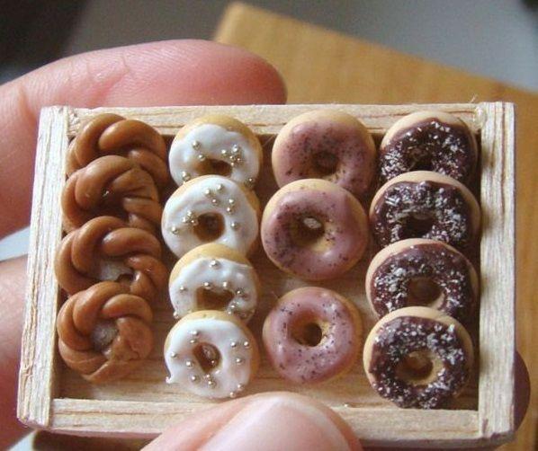 ¡Increíbles Comidas en Miniatura! Más