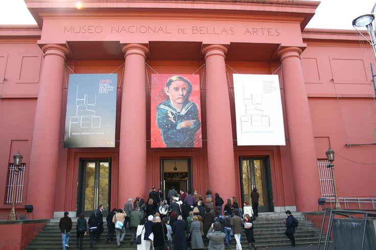 Museo Nacional de Bellas Artes: Beunos Aires, Argentina