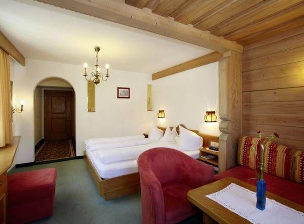 Wohnschlafzimmer mit Vorraum für 2 bis 3 Personen