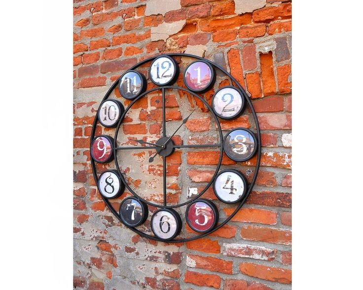 17 Best Images About What Time Is It Funky Clocks For