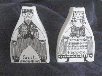 Salt & Peppar ströare - TURI DESIGN