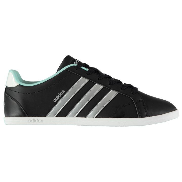 adidas Coneo Ladies Trainers | Lace fastening