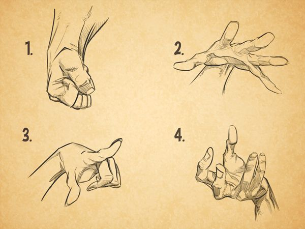 Cartoon Fundamentals: How to Draw Cartoon Hands