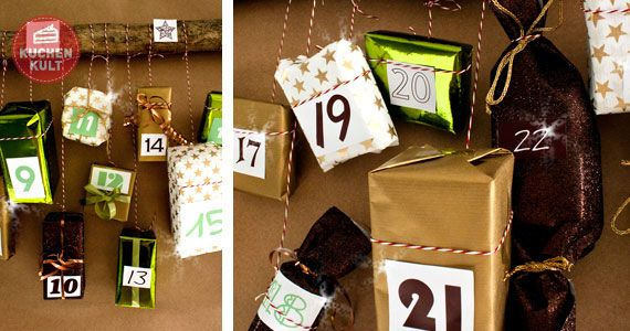 diy adventskalender. Black Bedroom Furniture Sets. Home Design Ideas