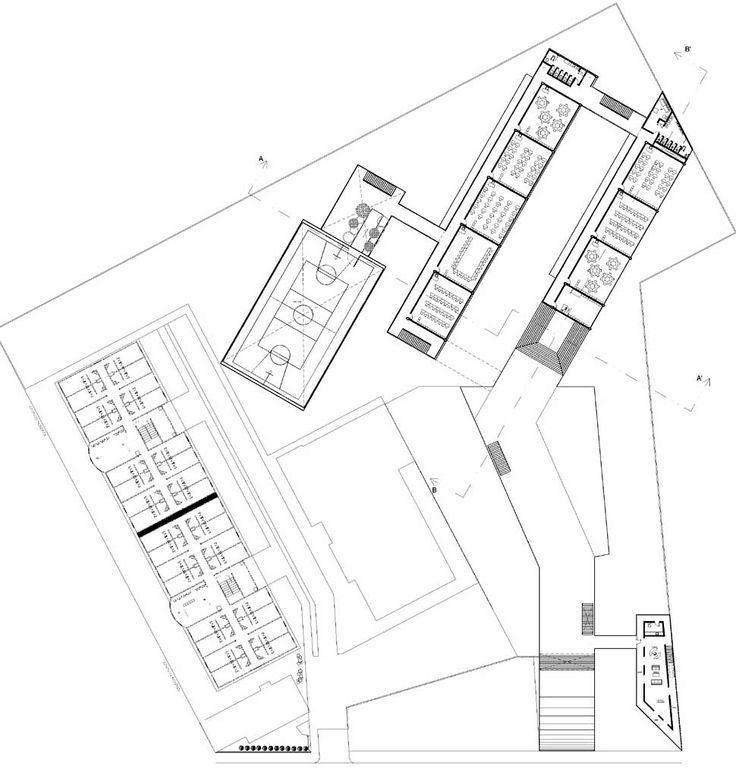 ARQUIMASTER.com.ar | Proyecto: Proyecto Preparatoria de la Universidad Iberoamericana Campus Puebla (Puebla, México) - novhus Oficina de Arquitectura | Web de arquitectura y diseño
