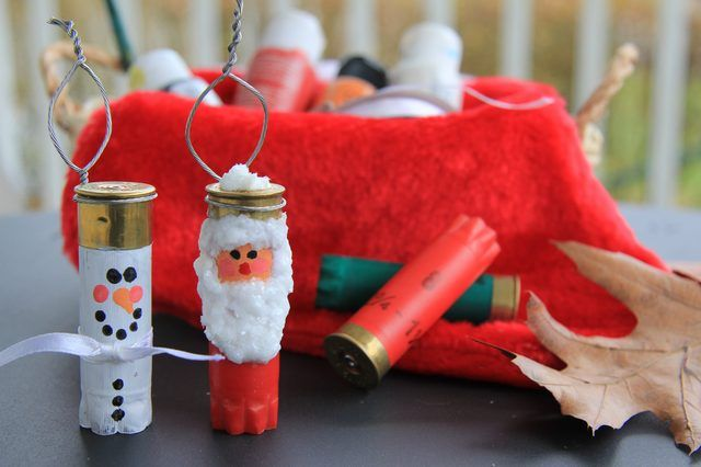 How to Make Shotgun Shell Crafts