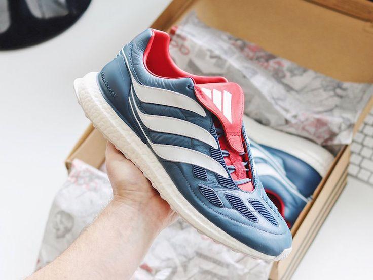 adidas Predator Precision Ultra Boost Release Date #sneakers #shoes #kicks #jordan #lebron #nba #nike #adidas #reebok #airjordan #sneakerhead #fashion #sneakerscartel