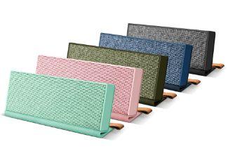FRESH N REBEL Rockbox Fold Fabric Draadloze luidspreker Indigo (1RB4000IN)