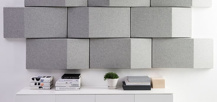 Triline Wall Soundabsorbing Panels