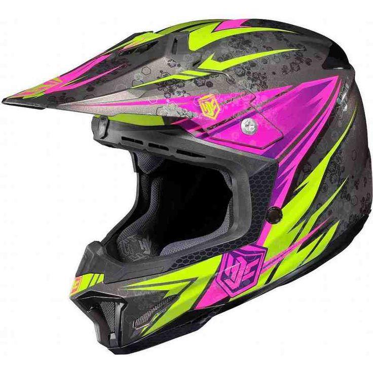 Womens Dirt Bike Helmets