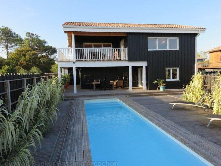 1474 best Maison et océan images on Pinterest Beach houses, Beach - tva construction maison neuve