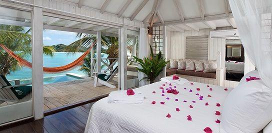 Coco Bay, Antigua, All Inclusive Honeymoons, Premium Waterfront Suite