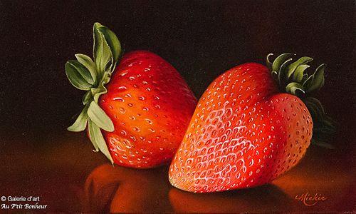 Mickie Acierno, 'The Simple Life', 12'' x 20'' | Galerie d'art - Au P'tit Bonheur - Art Gallery