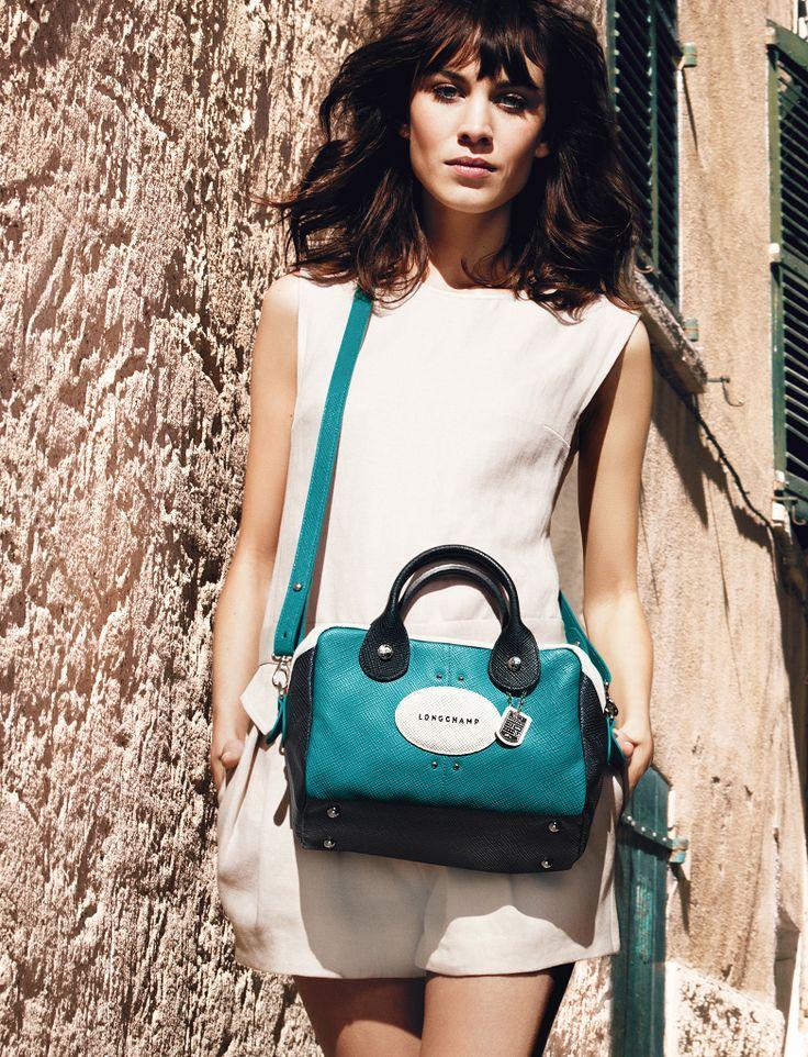 Longchamp Werbung