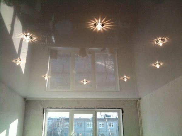 Продажа Натяжной потолок в городе Уфа за рубль 1
