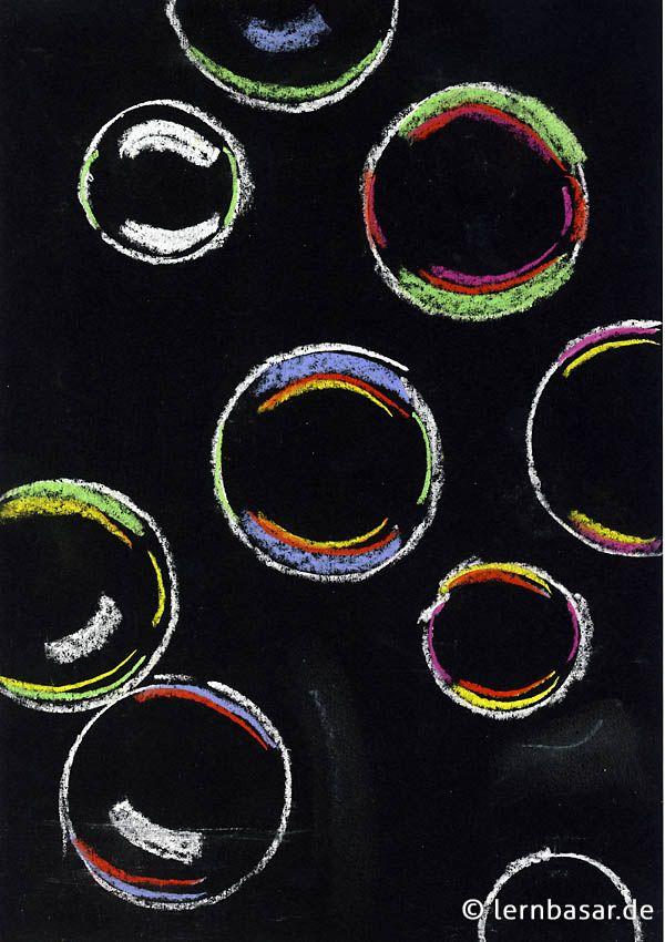 Seifenblasen ganz einfach selbstgezeichnet