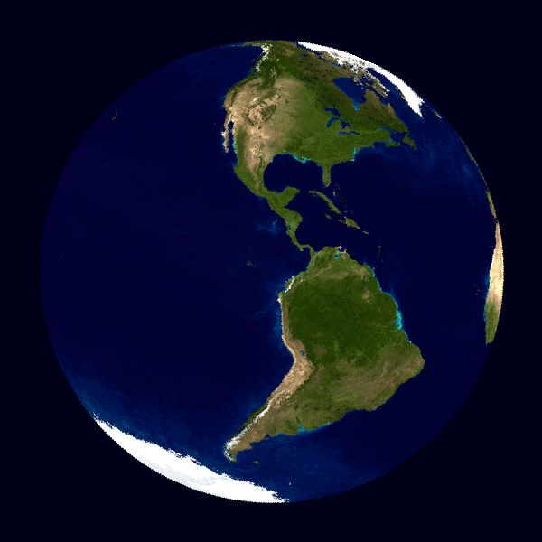 Globe Spin, Aial Tilt Image .gif