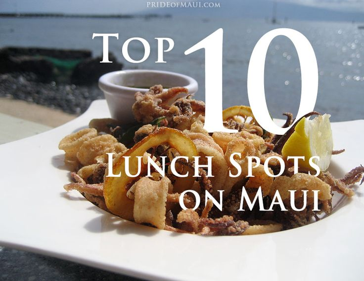 When on vacation in Maui, there are an abundance of wonderful restaurants to choose from. With our valuable local knowledge, we have chosen to highlight the best places to eat lunch on Maui, so you can avoid a hit or miss restaurant scenario. When adventuring through our island paradise landscape, you never know what you'll find, or where you'll find yourself when sightseeing. #Blog