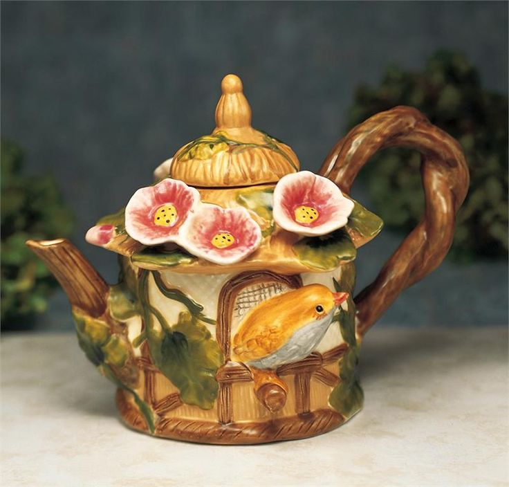 606 Best Teapots Fun Unique Whimsical Images On