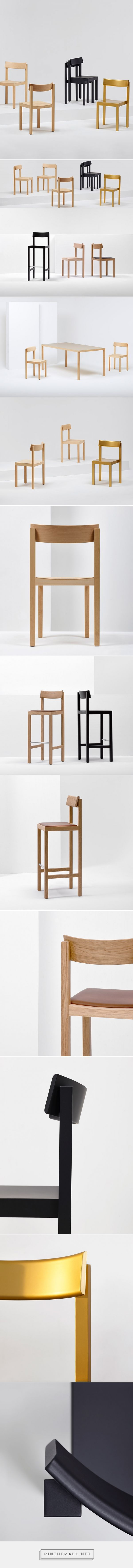 konstantin grcic epitomizes archetypal chair in primo collection for mattiazzi created via s