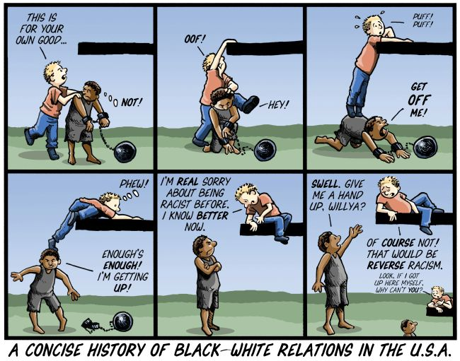 A-Concise-History-Of-Black-White-Relations-In-The-United-States.png (650×511)  --- pretty much