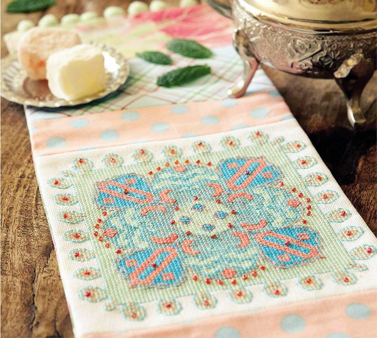 A taste from Marrocco - CrossStitcher Mag 255