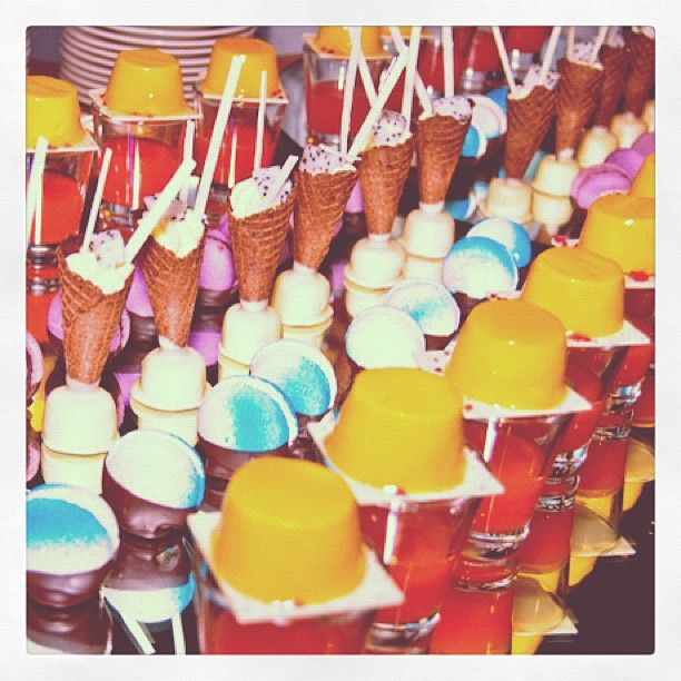 More colourful sweet treats at one of our events. #candy #lollies #catering icadelaide.com.au