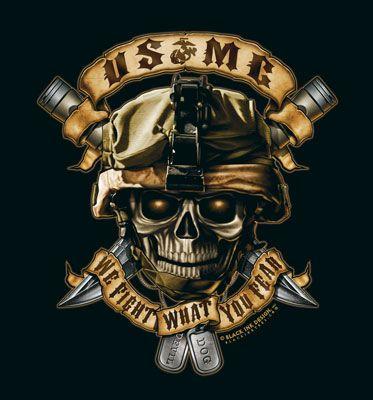 USMC  (Fuzileiros  Navais - USA)