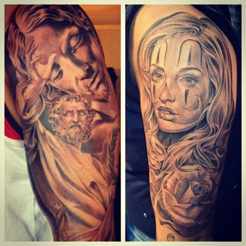 jose lopez tattoos | jose lopez tattoos