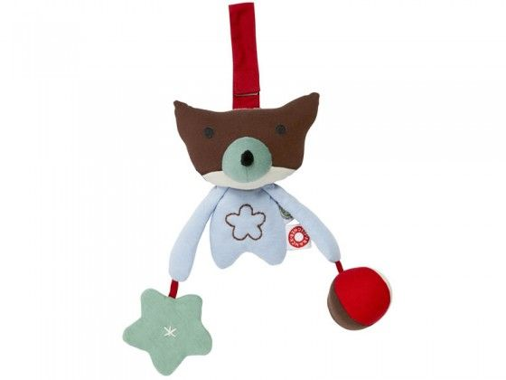 Jens Fox Sensory Toy