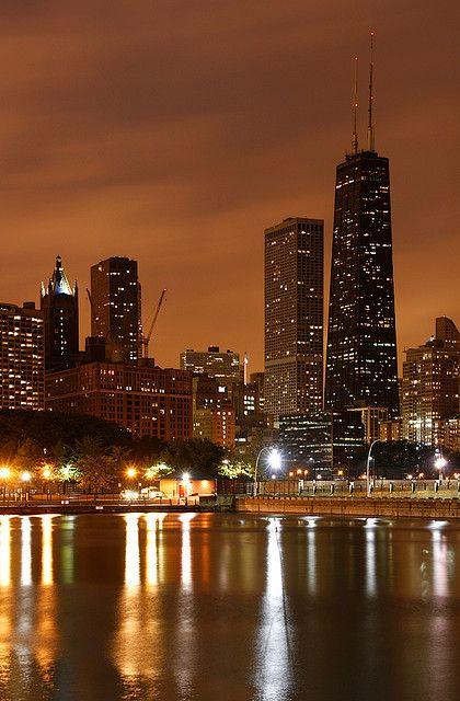 John Hancock Center, Chicago, Illinois