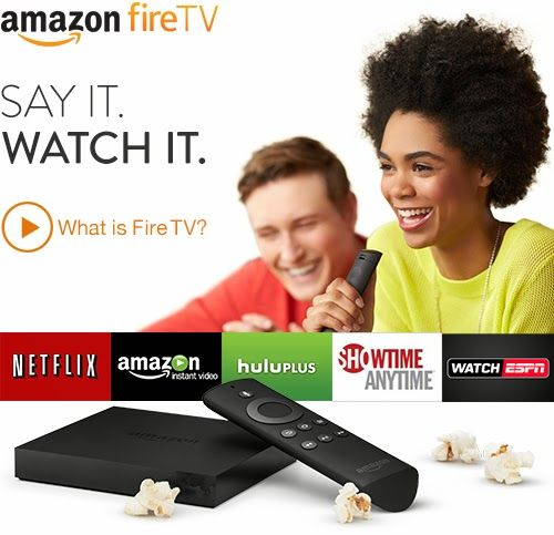 Amazon Fire TV (Review)   Boolger
