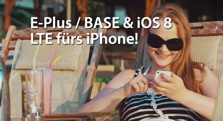 iOS 8: E-Plus & BASE mit LTE für iPhone 6, iPhone 5s & 5 - https://apfeleimer.de/2014/09/ios-8-e-plus-base-mit-lte-fuer-iphone-6-iphone-5s-5 - LTE mit E-Plus oder BASE auf dem iPhone nutzen? Bisher war die Nutzung vonLTE bei E-Plus und BASE nicht möglich, dank iOS 8 können Besitzer eines iPhone 5s, iPhone 5c oder iPhone 5 sowie eines iPads mit LTE-Chip wie beispielsweise iPad Air und Retina iPad mini 2 jetzt auch LTE aktivieren und nu...