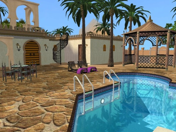 sims 2 backyard ideas. the sims 2 house ideas ps2 backyard e