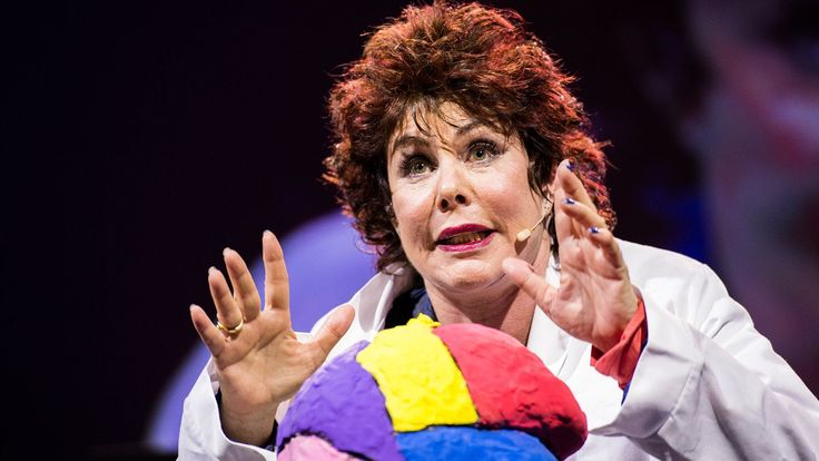 Diseases of the body garner sympathy, says comedian Ruby Wax -- except those of the brain. Why is that? With dazzling energy and humor, Wax, diagnosed a deca...