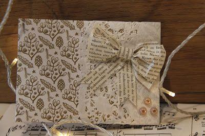 schön und einfach: Papiermäschli schnell gemacht..