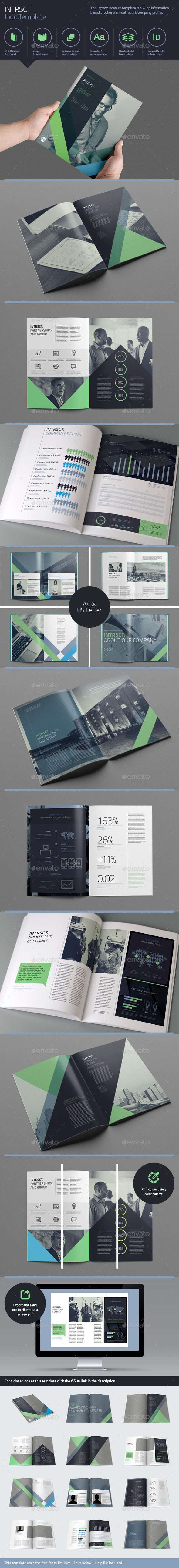 Intrsct Brochure - Corporate Brochures