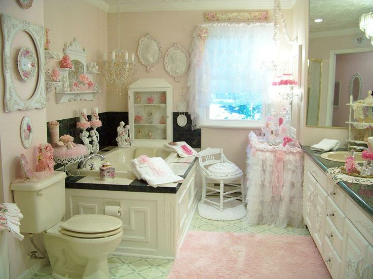 Photo Gallery In Website Shabby Chic I see a few things I could make and copy for my new Victorian style bathroom