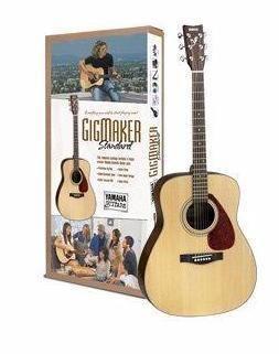 Yamaha Gig Maker Standard Acoustic Guitar Starter Pack
