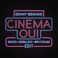 Benny Benassi - Cinema Oui (Benzi x Skrillex x BryceM88 Edit) by GET RIGHT RECORDS on SoundCloud