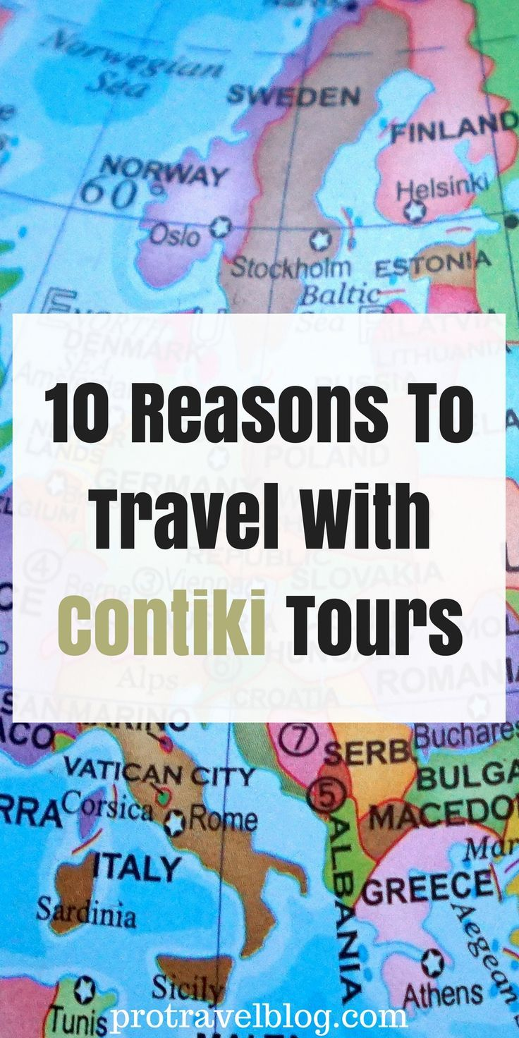 Contiki tours is my favorite way to group travel around the world as a youngish person! Here are my 10 best reasons why you should also travel with Contiki for your next vacation