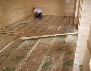 Keops Floor Insulation For Log Cabins Design And Decor