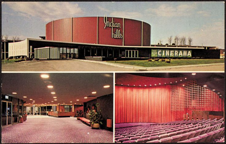 """Indian Hills Movie Theatre - Omaha, NE.  Saw many movies here but best memory... """"Sleepless in Seattle"""" with my grandmas."""